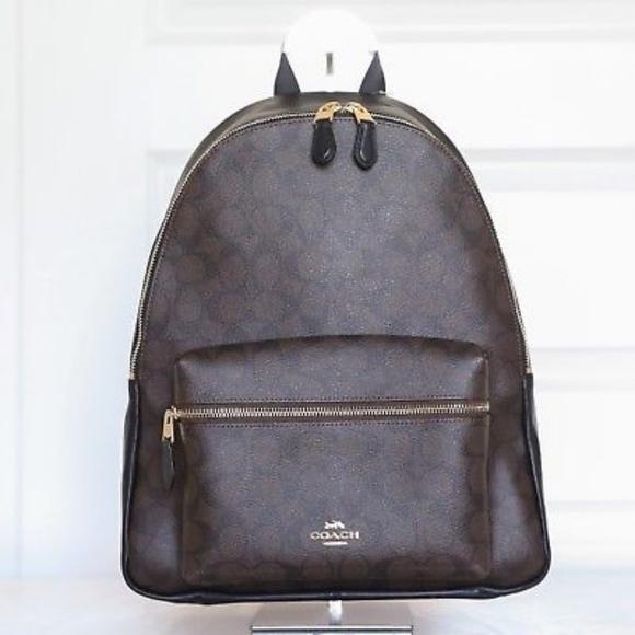 Nwt Coach Women s Backpack 3295d7e22fe42